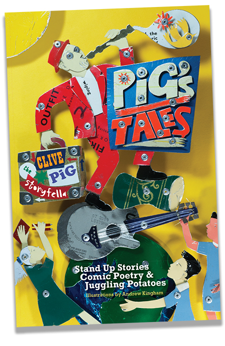 Cover of Pigs Tales Book